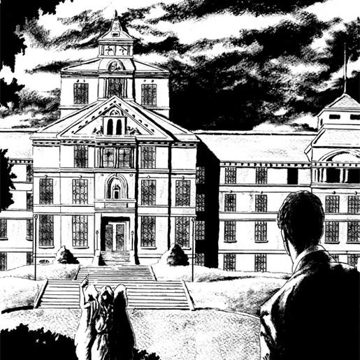 Sefton Asylum by Fabio Porfidia