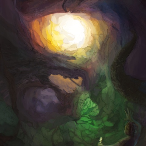 The Snake Den by Glinda Chen