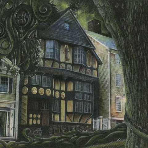 The Home of Henry Anthony Wilcox by Matteo Bocci