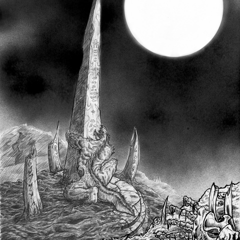 The Monolith by Fabio Porfidia