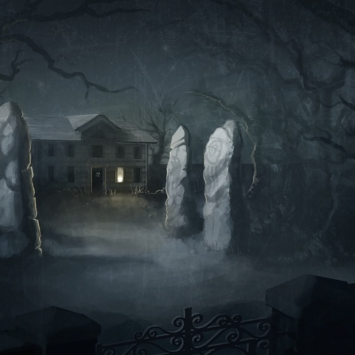 """The Terrible Old Man's House by Greg """"Rain"""" Rebis"""
