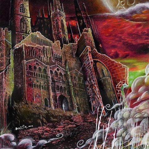 Exham Priory by Matteo Bocci